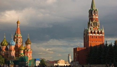 Moskva: Požar u kovid bolnici 8