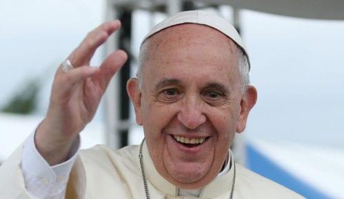 Papa: Integrisati izbeglice 4