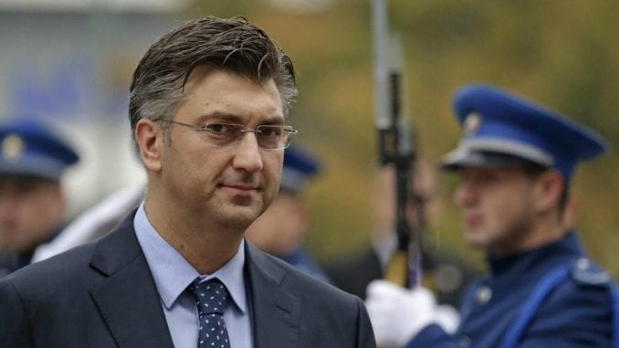 Plenković: U Berlinu je bilo nekoliko ideja za Kosovo 4