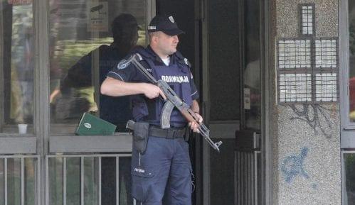 Podrška Norveške policiji Srbije 1