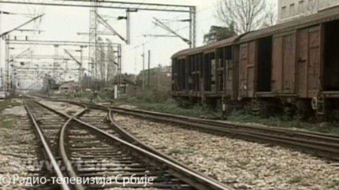 Voz skliznuo sa pruge 1