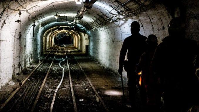 Štrajk rudara u Novom Brdu 1