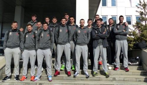 Orlovi otputovali za Gdanjsk: Idemo da se nadigravamo 1
