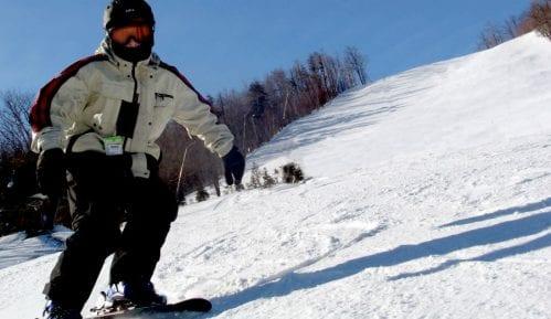 Treba trenirati zimi 2