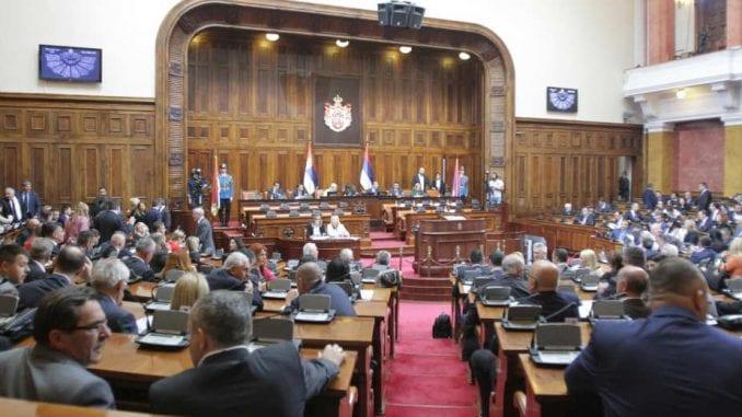 Gojković: Poslanici osramotili parlament svojim ponašanjem 1