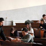 Novi Sad: Protest studenata Medicinskog fakulteta 18. marta 11