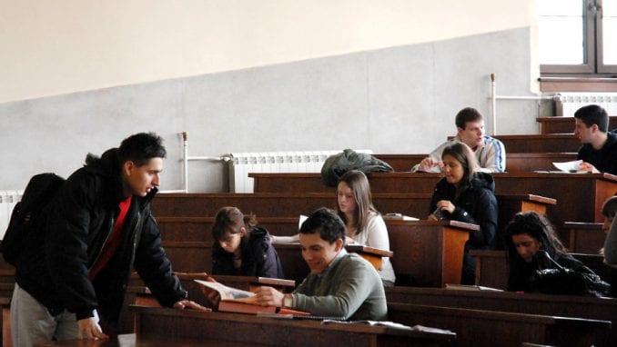 Novi Sad: Protest studenata Medicinskog fakulteta 18. marta 3