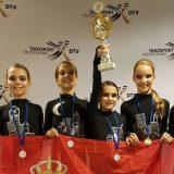 Četiri medalje u plesu za devojčice iz Srbije 12