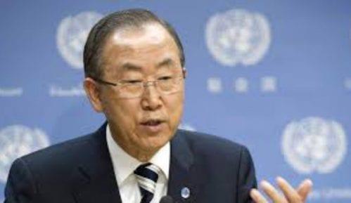 Ban Ki Mun: Ne usporavati dijalog Beograda i Prištine 11