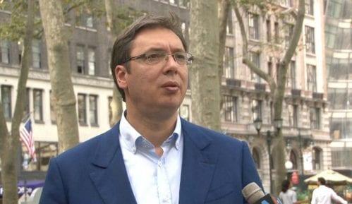 Vučić: Povezujemo Srbiju 1