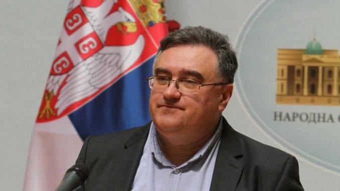 Vukadinović: U parlament će ući samo oni koji su u Vučićevoj milosti 1