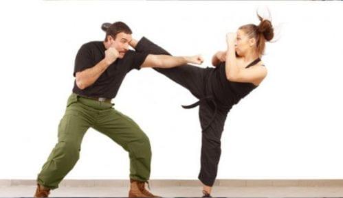 Akcija obuke žena u samoodbrani 9