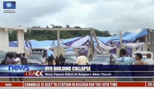 Srušio se krov crkve u Nigeriji, najmanje 160 mrtvih 8