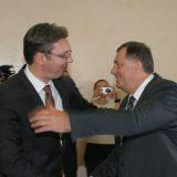Sreli se Vučić i Dodik 13