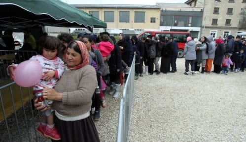 Dovoljno hrane i odeće za oko 1.100 izbeglica 13