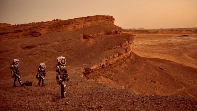 """""""Mars izbliza"""" 5. i 6. decembra 1"""