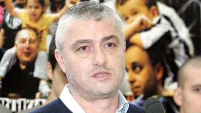 Danilović i Tomašević na sastanku u Uefi 1