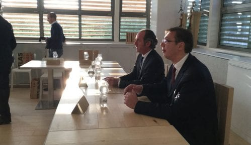 Vučić posetio kompaniju Itlas u Veneciji 12