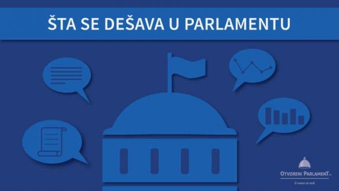 April u Skupštini: Užasnuta premijerka i užasnuta ministarka pravde, za sve je kriv Đilas 5