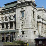 U Narodnom pozorištu u Beogradu dve predstave otkazane iz epidemioloških razloga 6