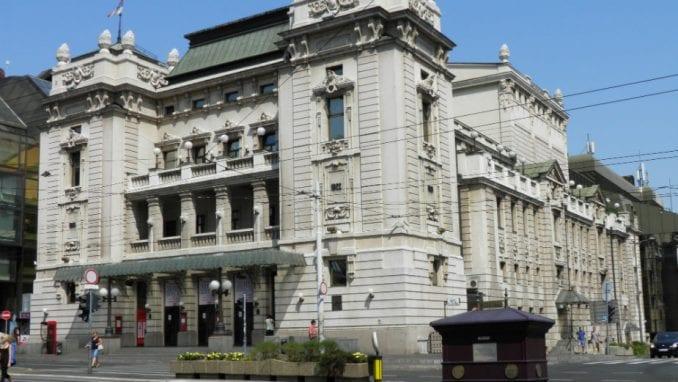 U Narodnom pozorištu u Beogradu dve predstave otkazane iz epidemioloških razloga 1