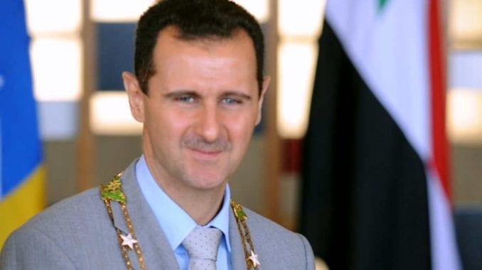 Asad: Neuspeh zavere protiv Sirije 1