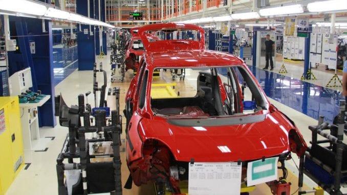 Proizvedeno nešto manje od 40.000 automobila 1