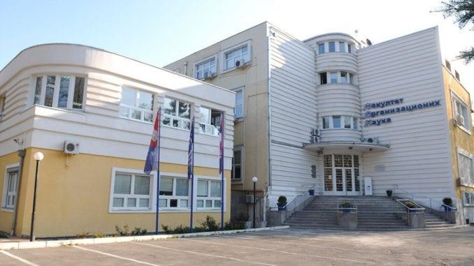 BIRN: Dekanu FON-a preti izricanje javne opomene zbog plagiranog doktorata Siniše Malog 1