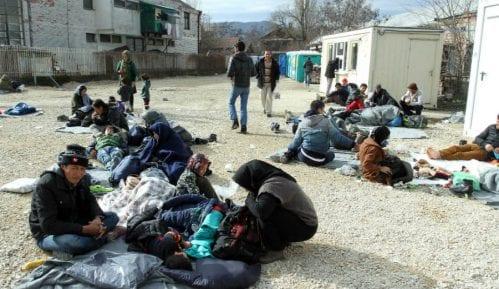 Sirijska porodica u Preševu 1