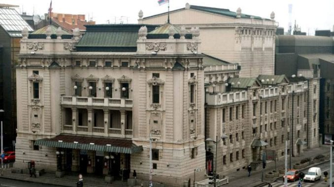 Državna administracija nema zakonski rok za izbor upravnika nacionalnog teatra 1