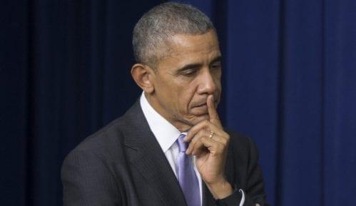 Obama na sahrani Džonu Luisu osudio slanje savezne policije protiv mirnih demonstranata 3