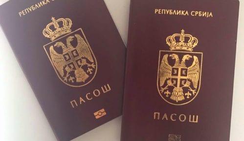 Migranti dobili jednodnevni pasoš 1