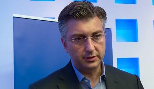 Plenković : Komisija zbog spornog spomenika u Jasenovcu 9
