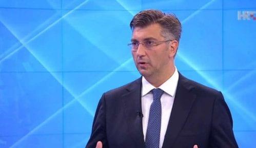 Plenković: Policija podigla mere opreza 2