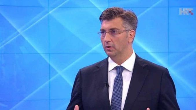 """Plenković:  Trebalo je nazvati telefonom i reći """"mi bismo došli"""" 1"""