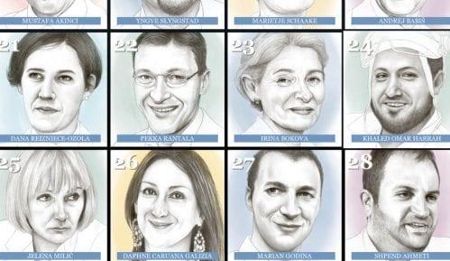 Politiko: Jelena Milić među ličnostima koje oblikuju 2017. 13