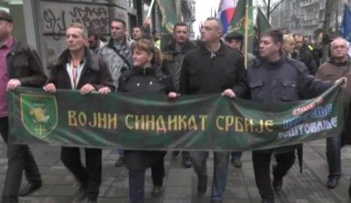 Vojni sindikat pozvao Vladu 15