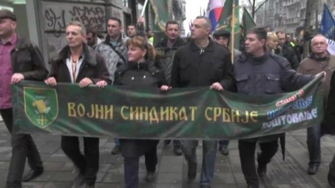 Sindikat: Vojska izvršava ustavnu ulogu i naređenja, ali nikada neće ići na narod 1