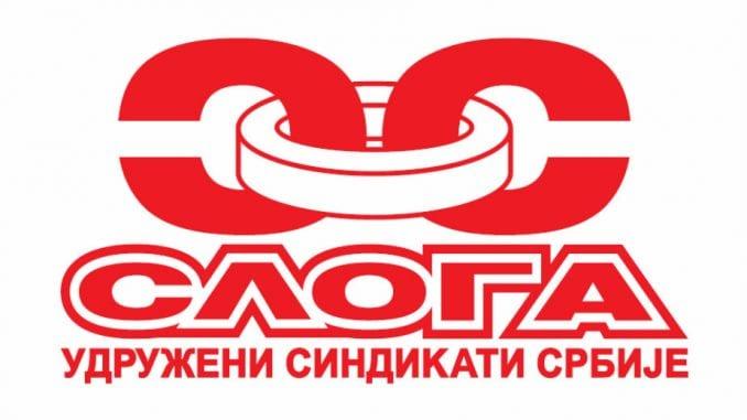 Sloga: Besplatna pravna pomoć za suspendovane radnike Drekslmajera 1