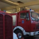 Rakovica: Ugašen požar u magacinu 3