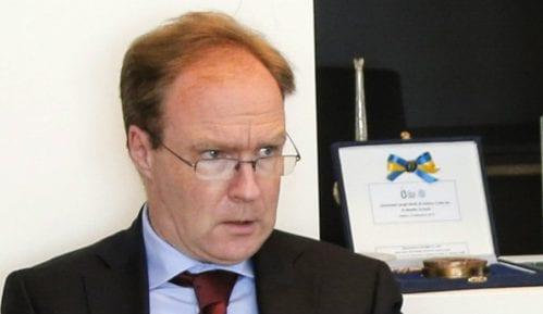 Britanski ambasador u sedištu EU podneo ostavku 7