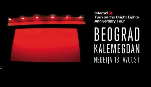 Bend Interpol dolazi u Beograd 4