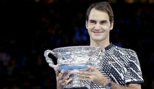 Rodžer Federer: Povratnik 8