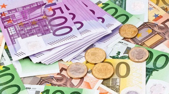 Pronađena ukradena dva miliona evra 1