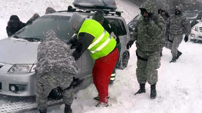 Propušta se saobraćaj od Aleksinca do Leskovca 3