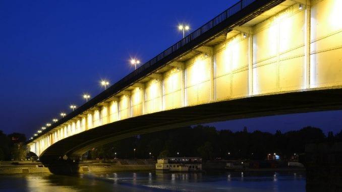 Brankov most: Veza starog i novog dela grada 1