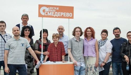 Smederevci pozvani da podrže osnivanje stranke DJB 11