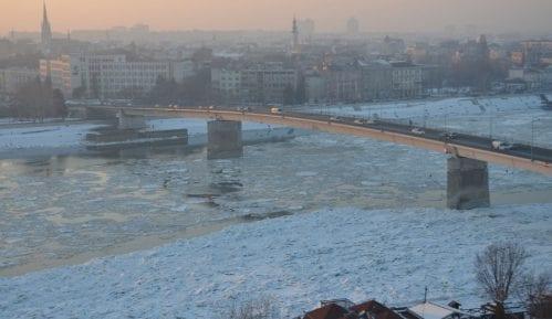 Vode Vojvodine: Gomilanje leda 8