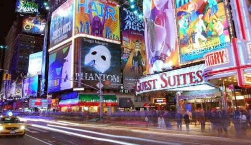 Novogodišnja velika pljačka u Njujorku 2