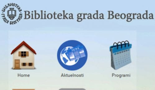 Android aplikacija Biblioeteke grada Beograda 12